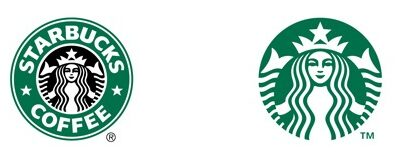 """Has Starbucks committed a """"logo no-no?"""""""