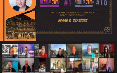 This week's virtual GlobalGurus celebration