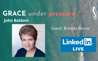 Watch my interview on LinkedIn Live!