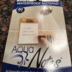 Aquanotes