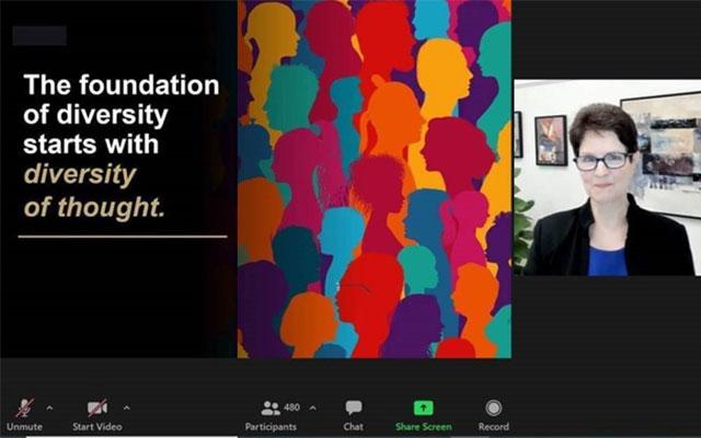 Brenda Bence Virtual Keynote Speaker Global